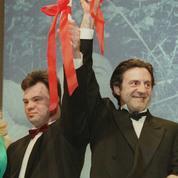 Daniel Auteuil et Pascal Duquenne, leurs retrouvailles vingt ans après