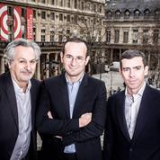 Les ex-dirigeants de Sandro se font investisseurs