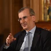 François Villeroy de Galhau : «La bataille contre la déflation n'est pas terminée»