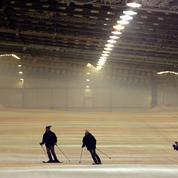 Près de Metz, une piste de ski couverte trop peu fréquentée pour être rentable