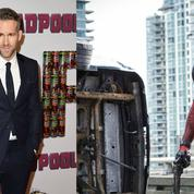 Ryan Reynolds: «J'ai eu le coup de foudre pour Deadpool»