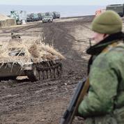 Dans le Donbass, l'incessant bruit des armes