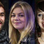 Louane, Kendji, Zaz... tous unis pour les Victoires de la Musique