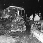 Accidents de car: une série noire toujours marquée par la tragédie de Beaune