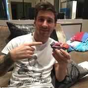 Lionel Messi ironise sur l'achat d'une voiture à 32 millions d'euros
