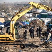À Calais, la préfecture veut faire évacuer «la moitié de la jungle»