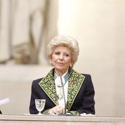 Hélène Carrère d'Encausse: «L'Académie s'oppose à toute réforme de l'orthographe»