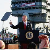 George W. Bush, l'escamoteur de Bagdad