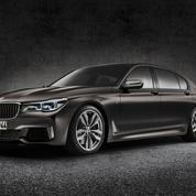 BMW M760Li xDrive, une puissance souveraine