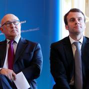 Tensions entre Macron et Sapin sur l'entrepreneuriat