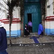 Au Chiapas, le catholicisme recule face au protestantisme