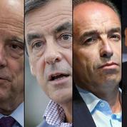 Primaire à droite : les internautes du Figaro jaugent les 8 candidats
