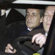 Comptes de campagne: Nicolas Sarkozy mis en examen