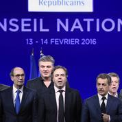 Conseil national des Républicains : les concurrents de Sarkozy coupés au montage