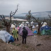 Dans le bourbier des hotspots pour migrants en Grèce
