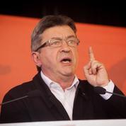 À Paris, Jean-Luc Mélenchon lance sa campagne présidentielle