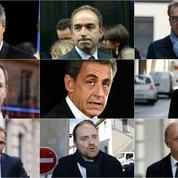 Lavrilleux, Copé, Millot... Les protagonistes de l'affaire Bygmalion
