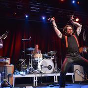 Sécurité hors-normes pour le concert des Eagles of Death Metal à Paris