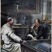Le Pape et Mussolini, l'impossible entente