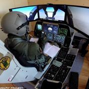 Toulouse : à 20 ans, il construit le simulateur de vol d'un avion d'attaque américain