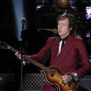 Paul McCartney refoulé d'une boîte de nuit après les Grammy