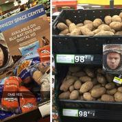 Après Seul sur Mars ,Matt Damon devient vendeur de patates