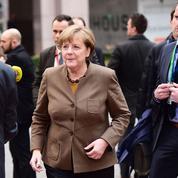Réfugiés : Merkel arrache l'organisation d'un sommet extraordinaire avec la Turquie