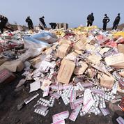 Seul un dixième des médicaments dangereux disparaît du marché