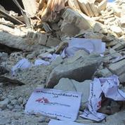 MSF dénonce la multiplication des attaques contre les structures de santé en Syrie