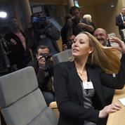 La «rock star» Marion Maréchal-Le Pen fascine les médias américains