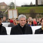 L'effigie de l'évêque de Bayonne brûlée en place publique lors d'un carnaval
