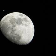Une «musique bizarre» entendue derrière la lune par des astronautes d'Apollo 10