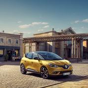 Le Renault Scénic 4 soigne son style