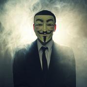 Anonymous pirate une base de données du ministère de la Défense