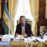 Mauricio Macri, le «président-patron» de l'Argentine