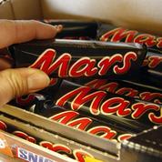 Gigantesque rappel de confiseries Mars en France et dans le monde