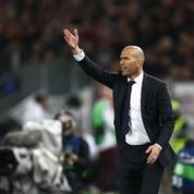 Quand Zinédine Zidane s'énerve en plein match