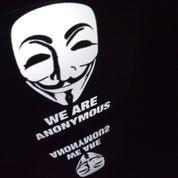 Trois «Anonymous» jugés pour avoir diffusé les coordonnées de policiers