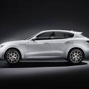 Maserati Levante, le premier SUV du Trident