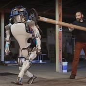 Atlas : le nouveau robot de Google «maltraité» par ses concepteurs