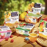Les fruits de Provence donnent la pêche à Charles &Alice