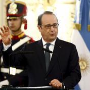 À Buenos Aires, le silence de Hollande sur Aubry