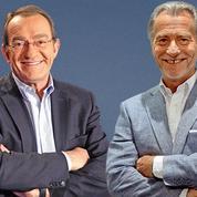 Jean-Pierre Pernaut et William Leymergie, les vétérans inoxydables de la télévision