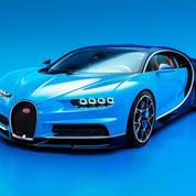 Bugatti Chiron, le supercar de tous les fantasmes