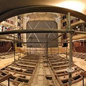 Au cœur du chantier de l'Opéra Comique, les fantômes de Favart