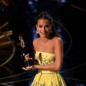Alicia Vikander, un Oscar pour la nouvelle égérie de Hollywood