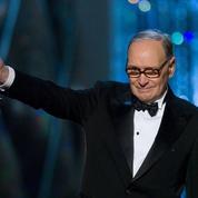 Ennio Morricone remporte son premier Oscar... à 87 ans
