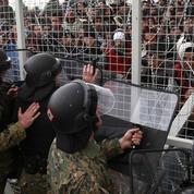 Réfugiés: la Grèce au bord de l'implosion