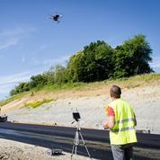 Les drones professionnels préparent leur envol