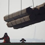 Les États-Unis tapent sur les aciéristes chinois